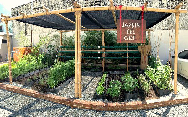 Jardin del Chef