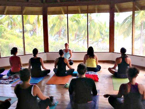 Yoga in Dominican Republic