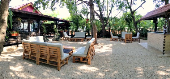 Pekara Juan Dolio Outdoor Lounge